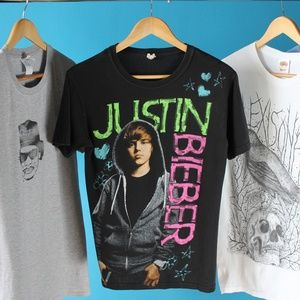 Justin Bieber Band T-Shirt